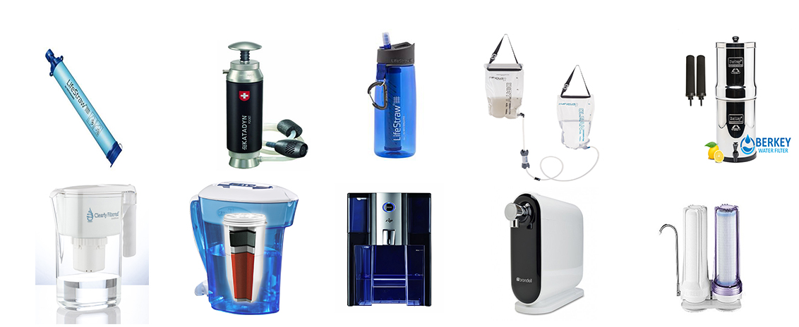 the best portable water filter