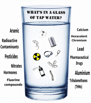 remove chemicals from drinking water