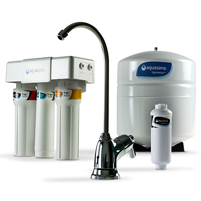 reverse osmosis fluoride