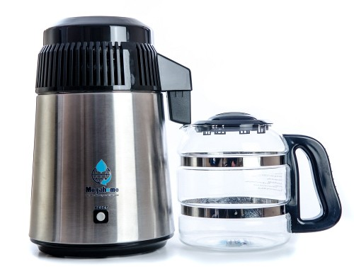 counter top water distiller