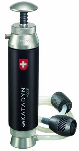 katadyn portable water filter