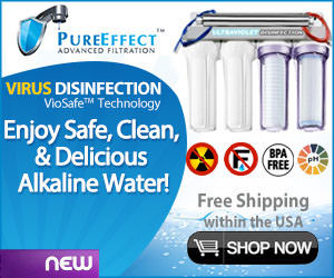 pure effects water filter